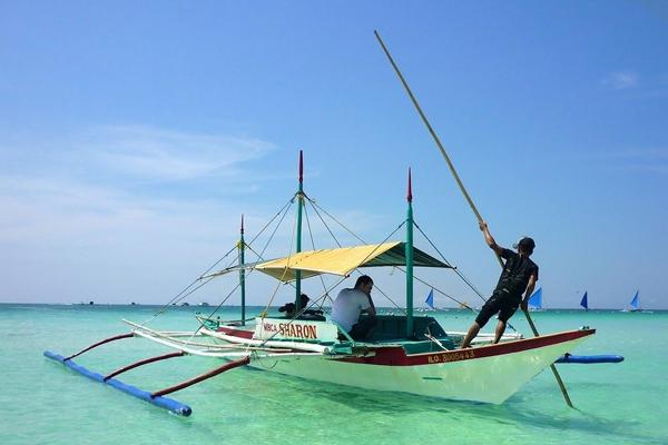 Boracay Island Hopping Tour