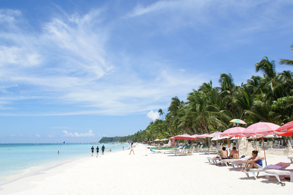 Boracay With BBQ Lunch at Hennan Regency