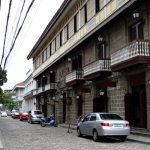 Intramuros Casa Manila