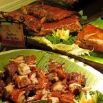 Scrumptious Filipino buffet