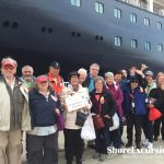 Feedback of Ms. Velocci on Japan Shore Excursions