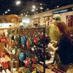 A souvenir shop in Manila SM Mall of Asia