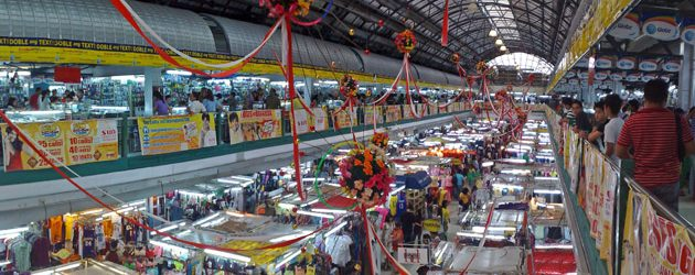 Greenhills Shopping Center in Manila
