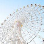 One of tallest wheels in Manila - MOA Eye Ferris wheel