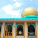 Manila Muslim Tour - Golden Mosque