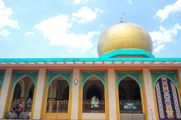 Manila Muslim Tour