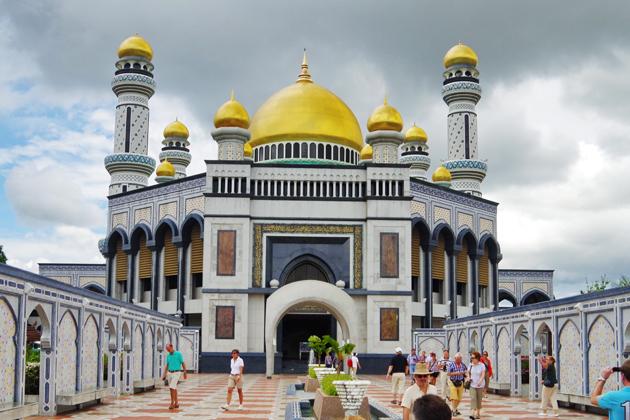 Mosque Jame Asr Hassanil Bolkiah Mosque