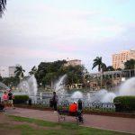 Rizal Park Dancing Fountain