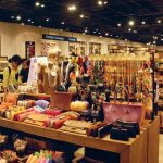 Souvenir shop in SM Mall of Asia