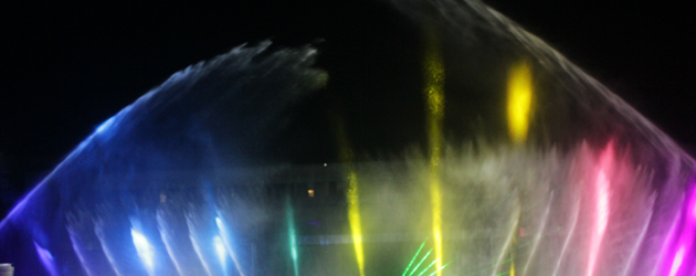 Symphony Evening Show in Manila Ocean Park