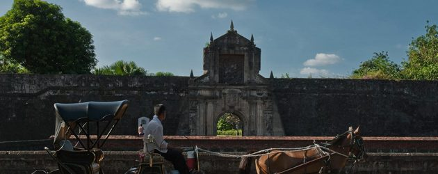 World War 2 revive in Intramuros