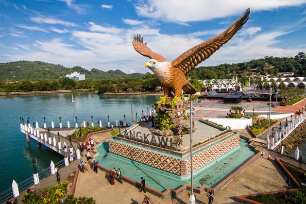 Langkawi Eagle Island, Malaysia