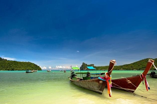 Phuket Beach - Thailand