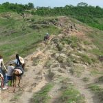 Taal Lake trekking and horse riding