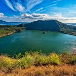 Volcanic Taal Lake