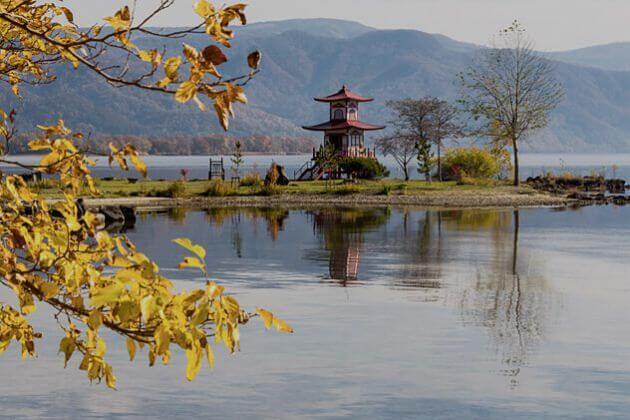 Muroran – Lake Toya & Mt. Usu Ropeway | 7.5 Hours