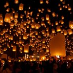 Pingxi Flying Lantern Festival