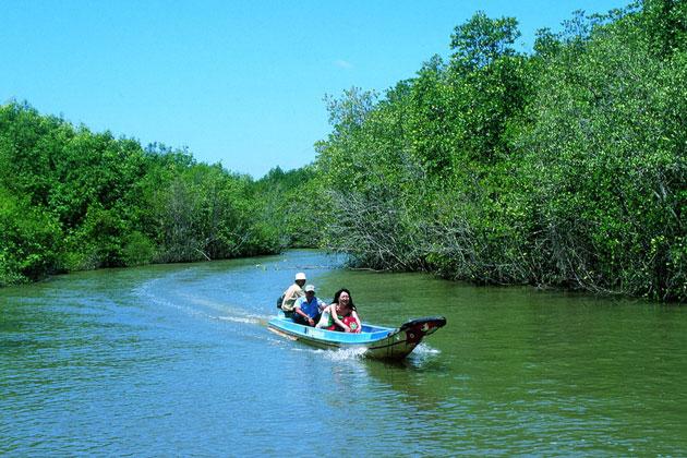 Can Gio Mangrove Biosphere Reserve