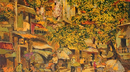 Hanoi City & Art