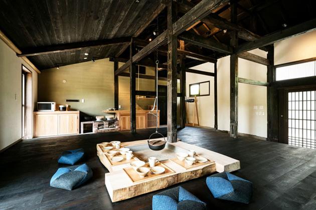 Obi samurai houses