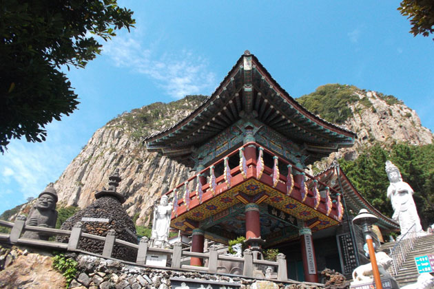 Sanbangsa Temple