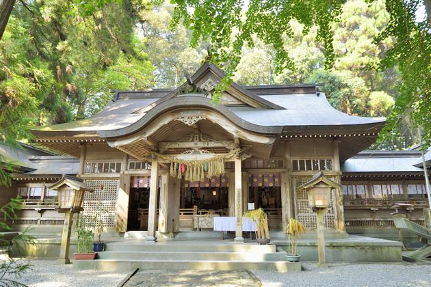 Takachiho Shrine