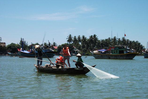 Thanh Nam Fishing Village