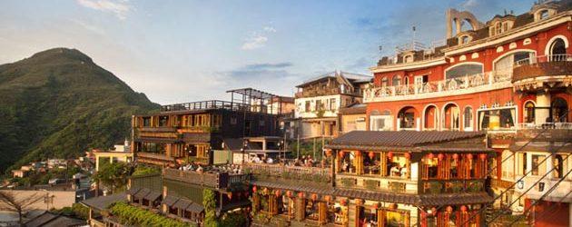 Jiufen Gold Rush Town