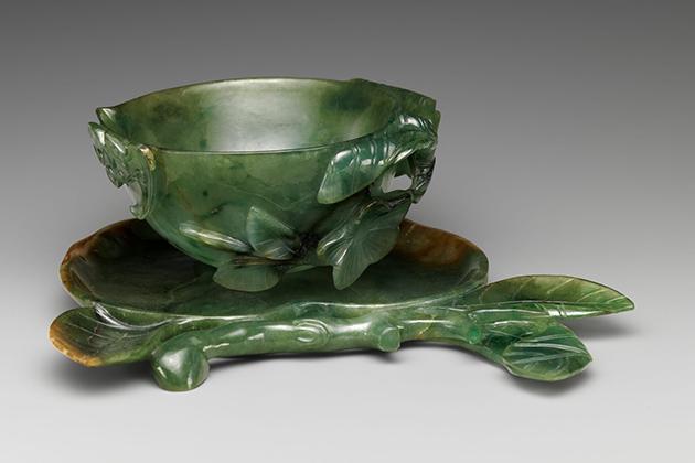 Bowl made of Jade in China