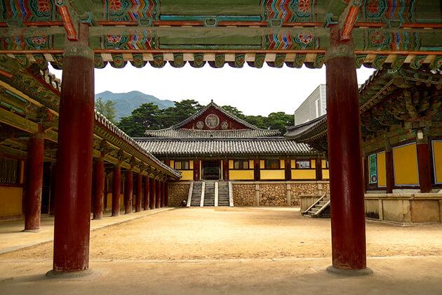 Bulguksa-Temple-Gyeongju