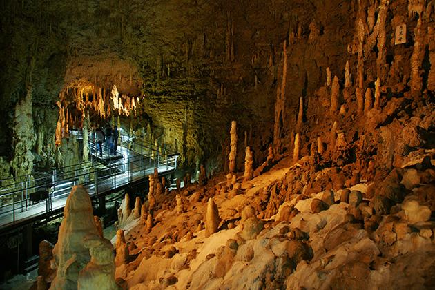 Gyokusen-do Cave