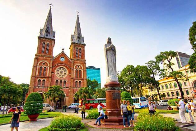 Ho Chi Minh highlights tour