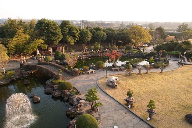 Jeju Spirited Garden