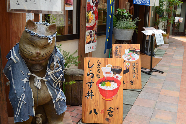 Komachi-dori Shopping street