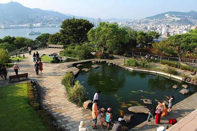 Nagasaki Attractions - Glover Garden