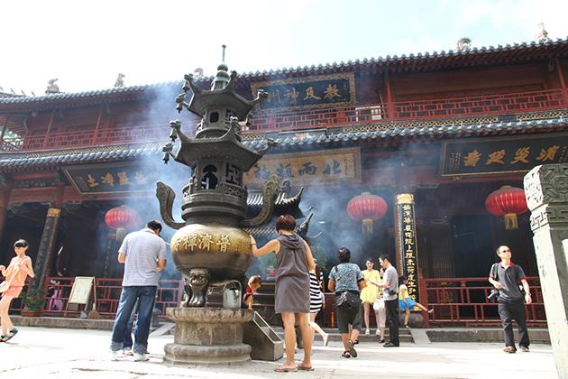 Puji Temple Putuo