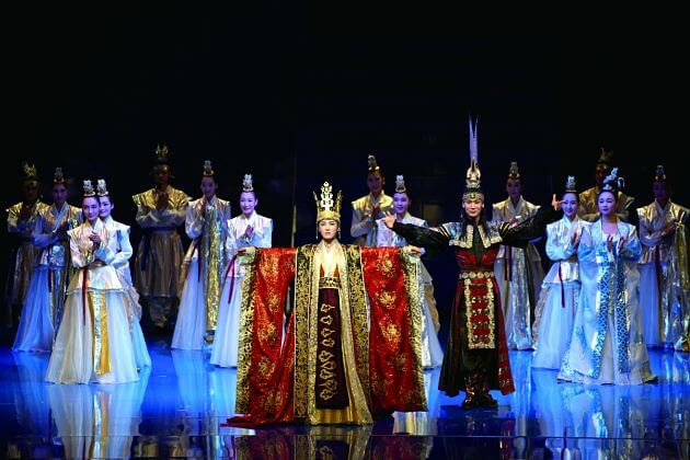 Shilla-Kingdom-Theater-Busan-shore-excursions