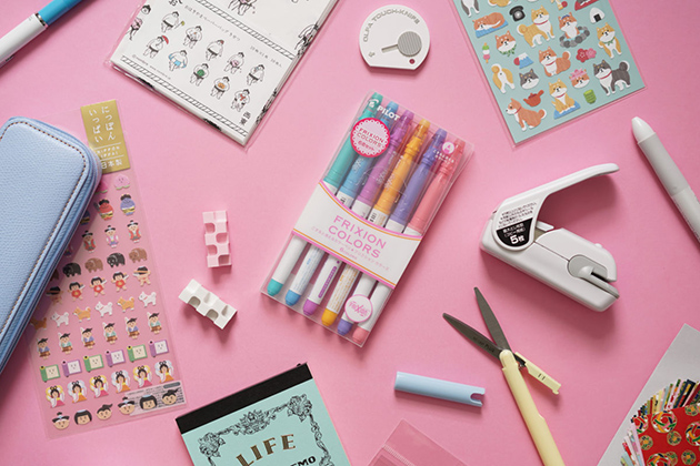Souvenirs - Stationery Japan