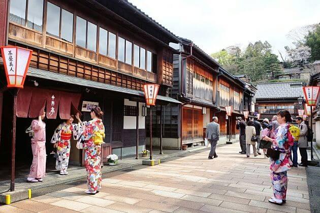 Toyama & Kanazawa