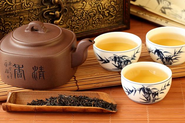 Traditional tea China