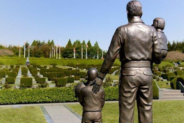 UN Memorial Cemetery in Busan