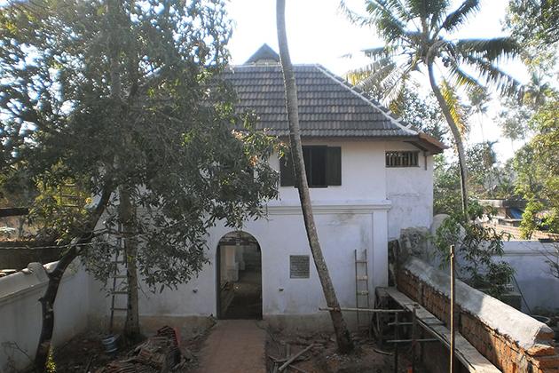 Cochin Paravur Synagogue