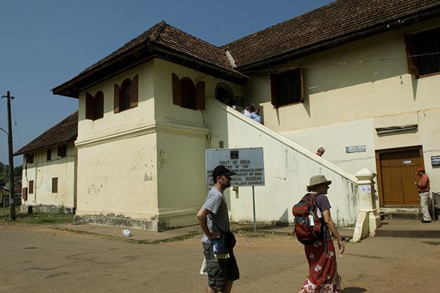 Dutch Palace Cochin