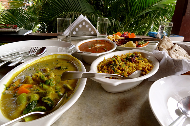 Goa Spice Lunch