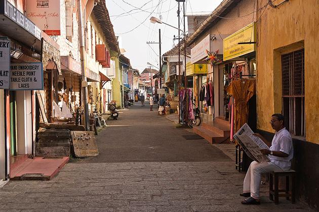 Jew Town Cochin