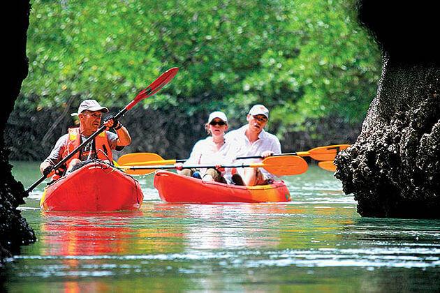 Langkawi Mangrove Trip by Kayak