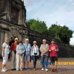 Manila shore excursions photo Alice and her group