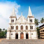 Santa Cruz Basilica Cochin