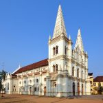 Santa Cruz Basilica Fort Cochin