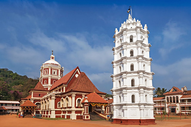 Shanta Durga Temple